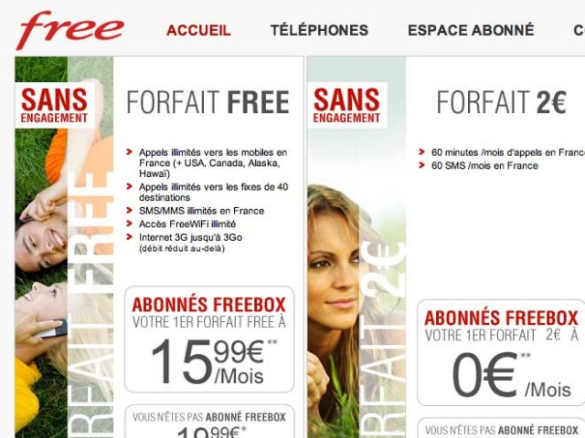 Free Mobile communique (enfin) sur ses problèmes de réseau