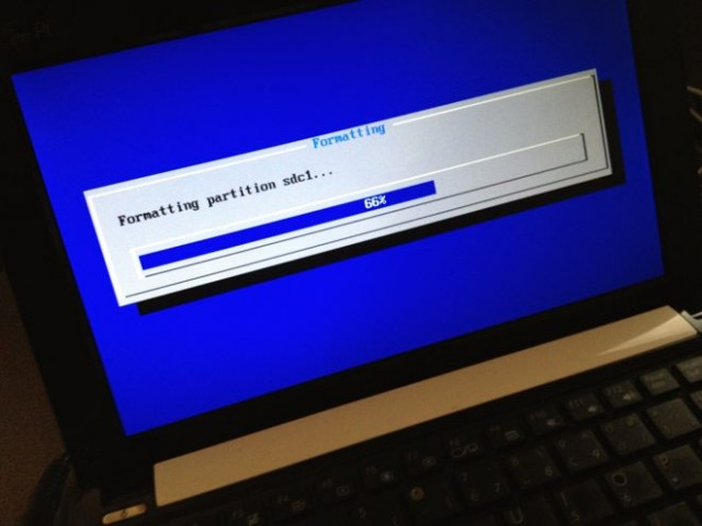 Installer Android sur un netbook