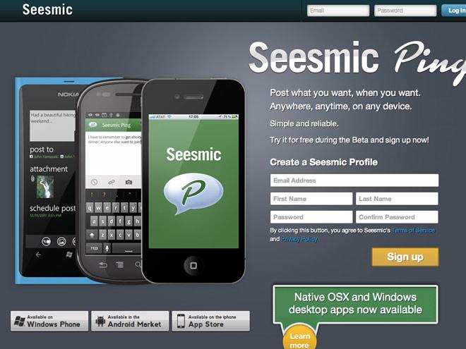 Seesmic licencie plus de la moitié de ses effectifs