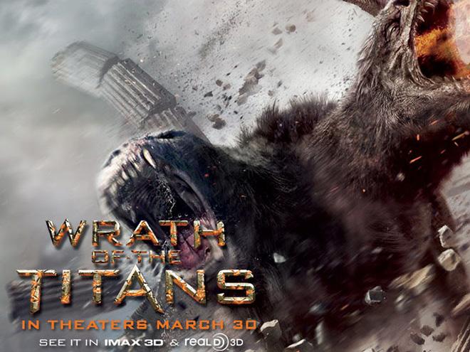 La Colère des Titans : un making-of de 10 minutes