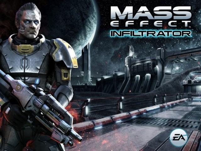 Mass Effect Infiltrator est disponible sur iPhone et iPad