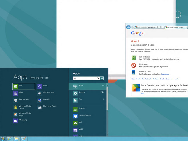 """Retrouver le menu """"démarrer"""" sur Windows 8 avec Start8"""
