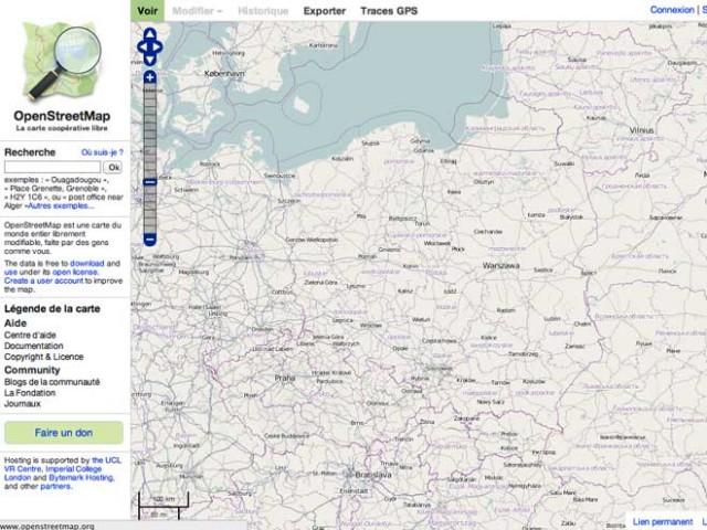Microsoft soutient OpenStreetMap