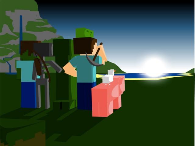 Minecraft Xbox 360 : lancement le 9 mai