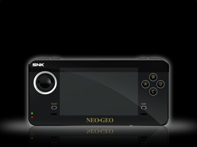 Neo Geo X : une console portable Neo Geo bientôt commercialisée