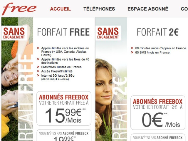 Panne Free Mobile : on en sait un peu plus grâce à Orange