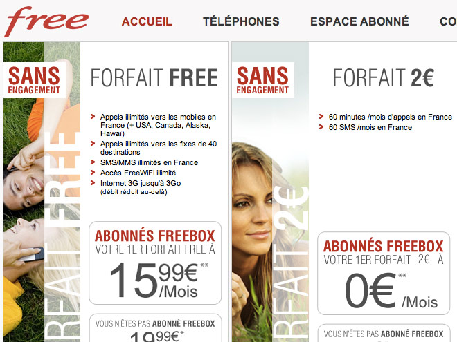 Panne Free Mobile : on en sait un peu plus grâce à Orange
