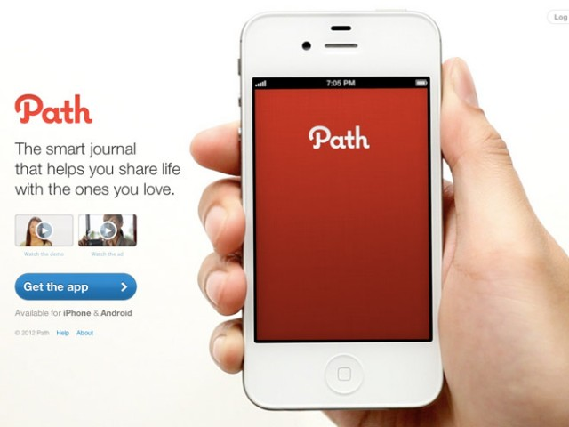 Path : bientôt sur Windows Phone