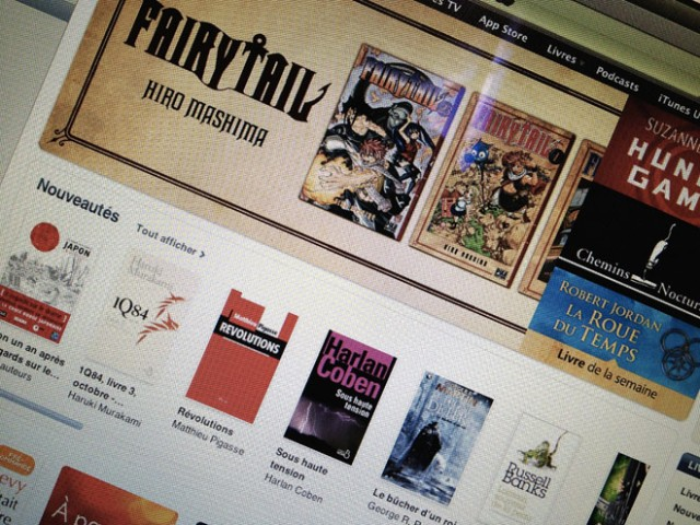 Retirer les DRM des ebooks achetés sur iTunes avec Requiem