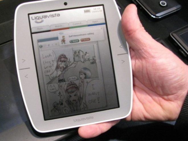 Samsung compte révolutionner les liseuses numérique
