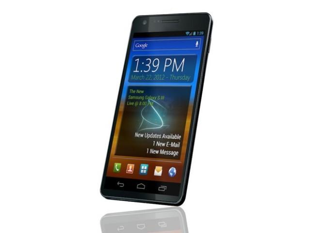 Une photo du Samsung Galaxy S3 ?