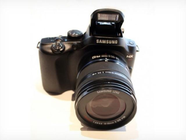 Samsung NX20 : le successeur du NX11 leaké sur le web