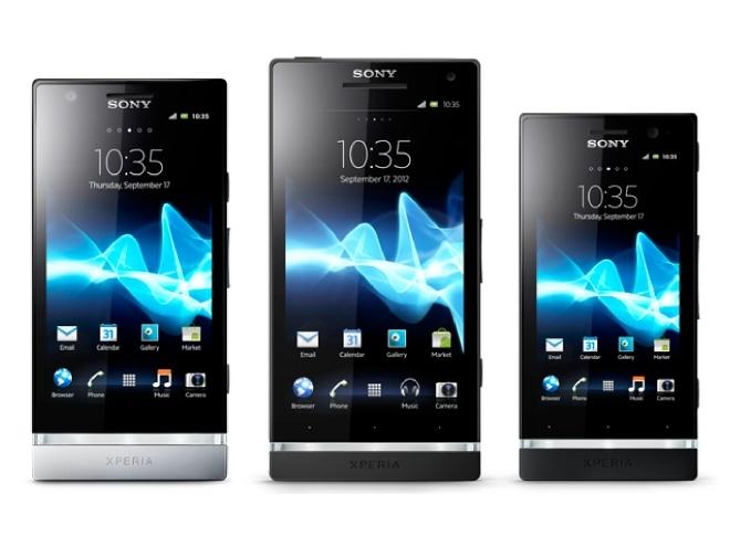 """Sony : pas de terminaux nomades """"quad core"""" avant 2013"""