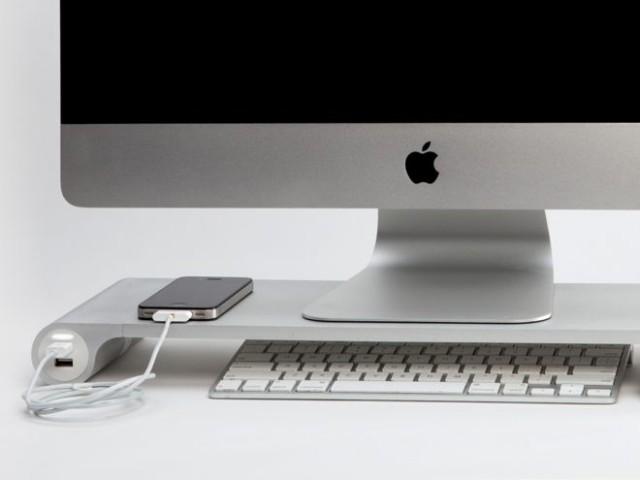 Space Bar, un dock pour votre iMac
