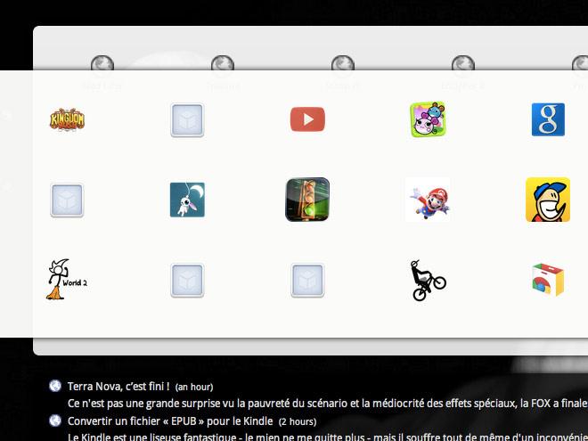 Chrome : une page d'accueil plus complète avec Start!