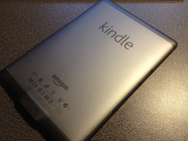 Test : Kindle