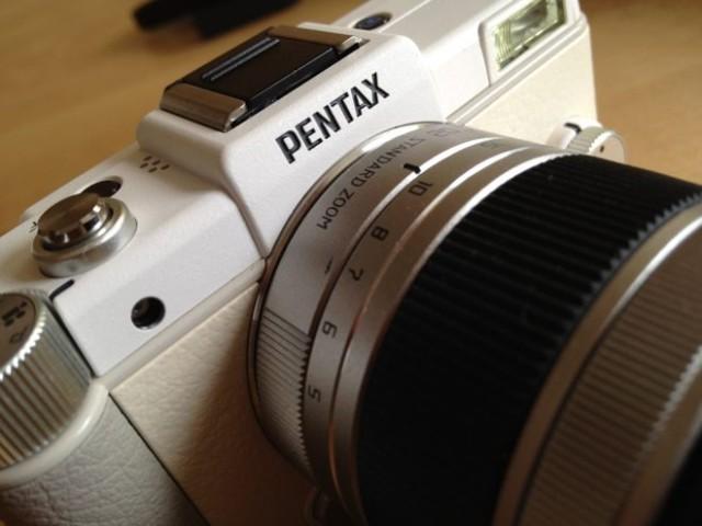 Test : Pentax Q