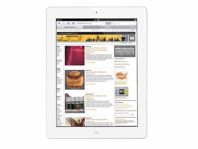 Un tour de magie avec 7 iPad et 2 suédois