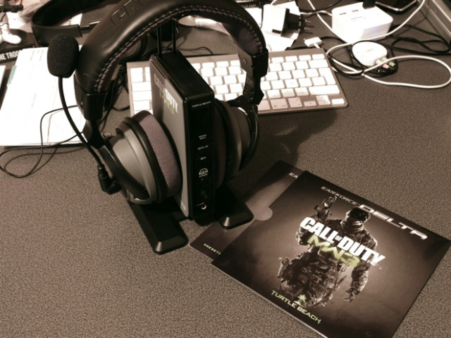 Gagne un casque Turtle Beach Call of Duty Modern Warfare 3