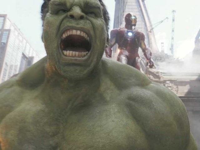 The Avengers : un Spot TV avec Hulk et des extra-terrestres