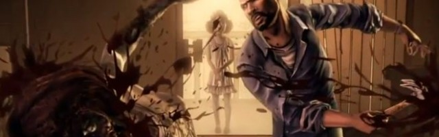 The Walking Dead the Game : le premier trailer et une vidéo de gameplay