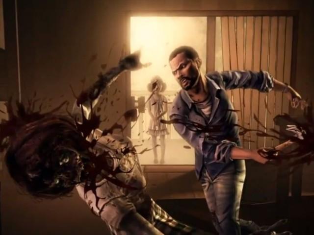 The Walking Dead the Game : le premier trailer et une vidéo de gameplay