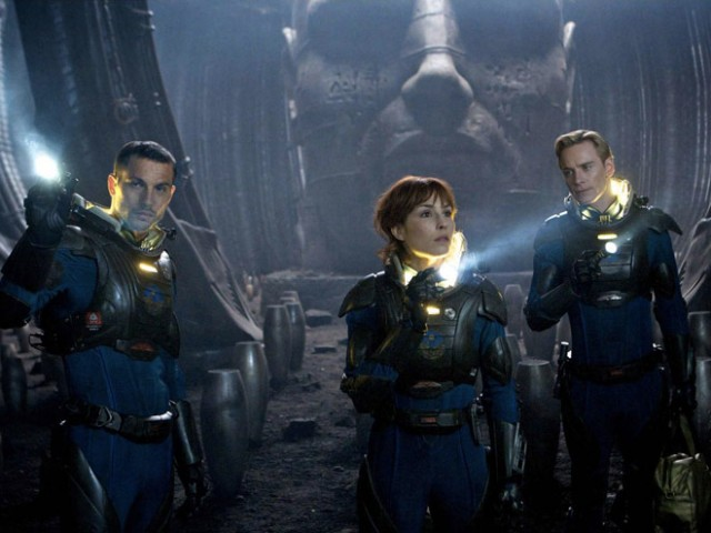 Prometheus : les deux Spots TV et une vidéo virale