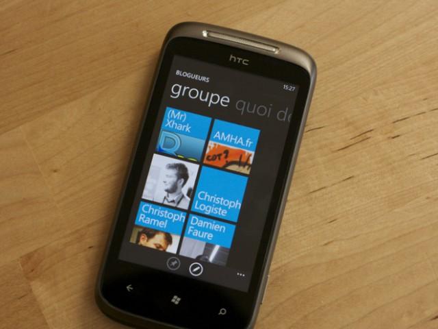 Windows Phone Tango : la liste des caractéristiques de la plateforme