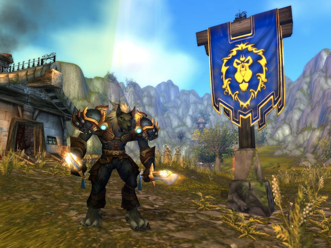 World of Warcraft sur iPhone ? Blizzard y pense...