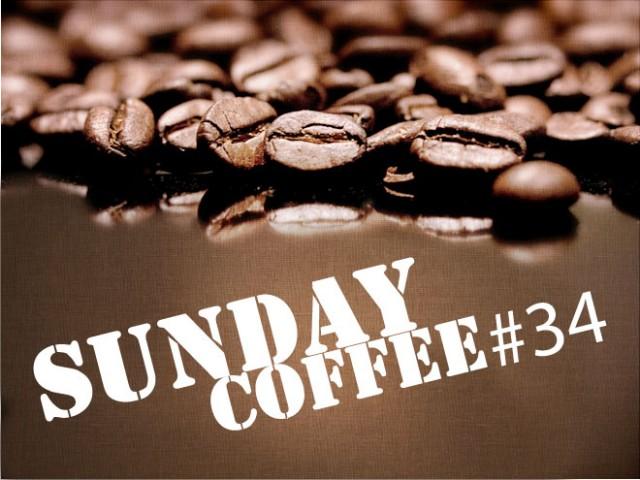 Sunday Coffee #34 : Instagram, Facebook et Google+