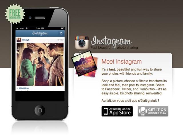 Quelques alternatives à Instagram (iOS & Android)