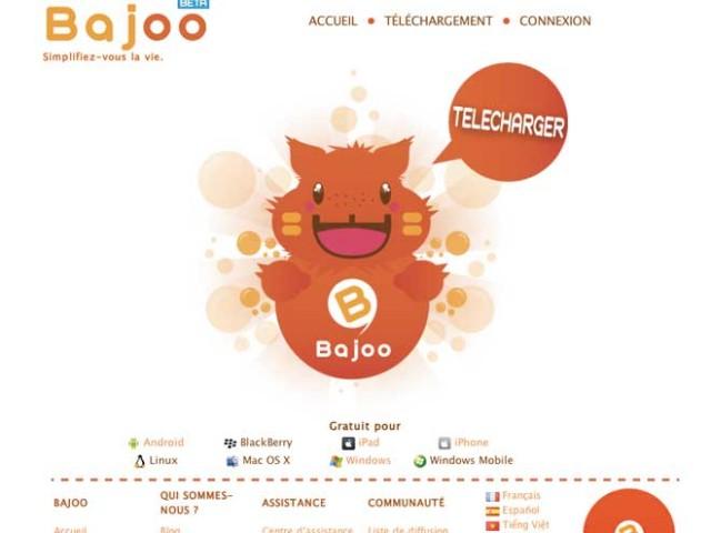 Bajoo, un Dropbox-like qui chiffre et sécurise vos données