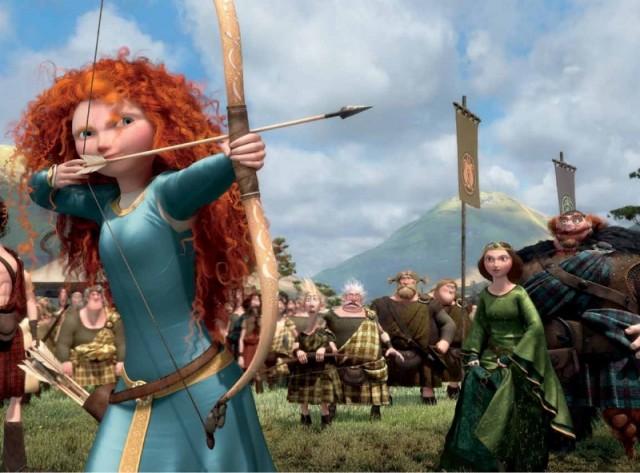 Brave / Rebelle : une nouvelle bande annonce du prochain Pixar