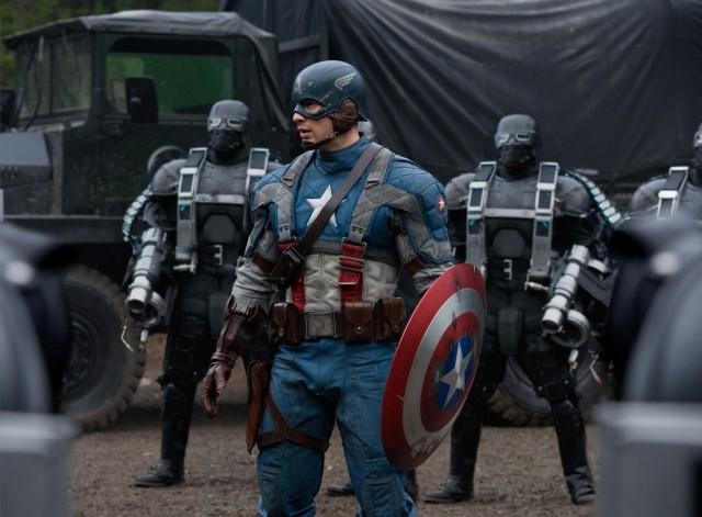 Captain America 2 : sortie le 4 avril 2014