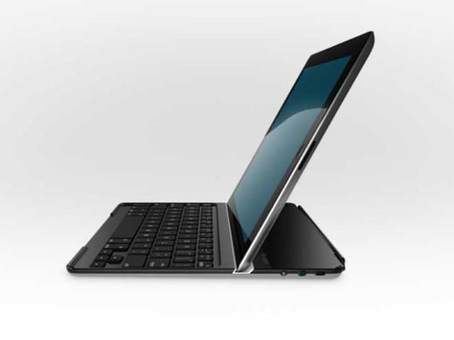 Logitech : un clavier pensé pour l'iPad