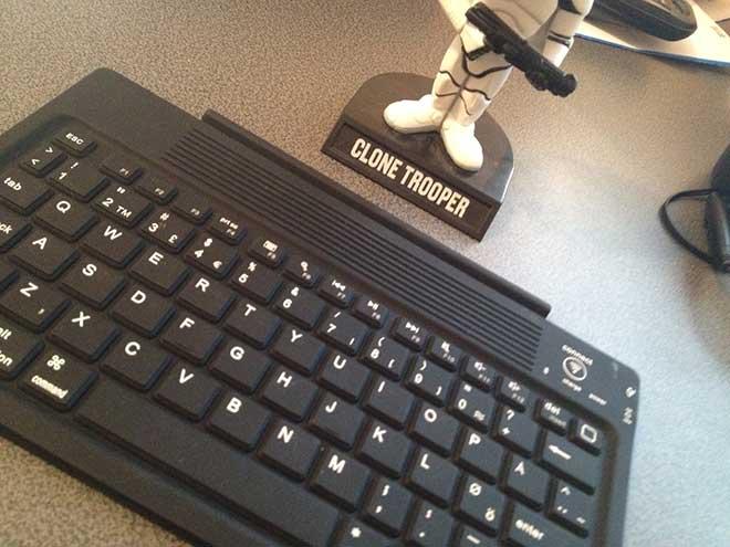 Gagne un clavier Bluetooth Adapt ADK-200