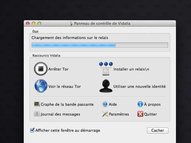 Installer et configurer Tor sur Mac OS