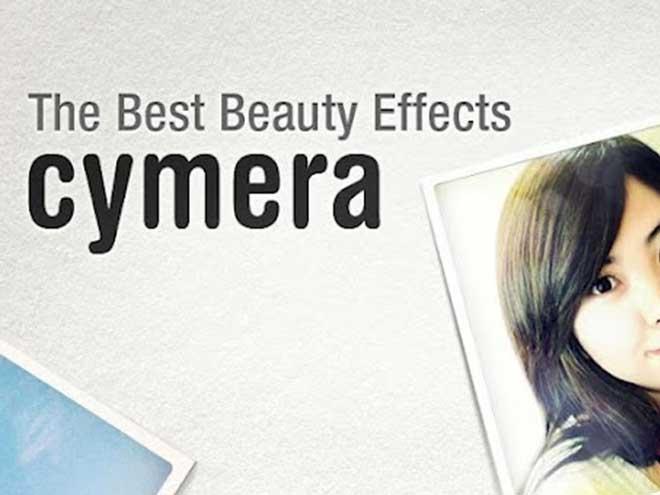 Cymera : une application Android pour les amateurs de photos