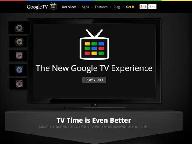 Google TV : lancement en France en septembre