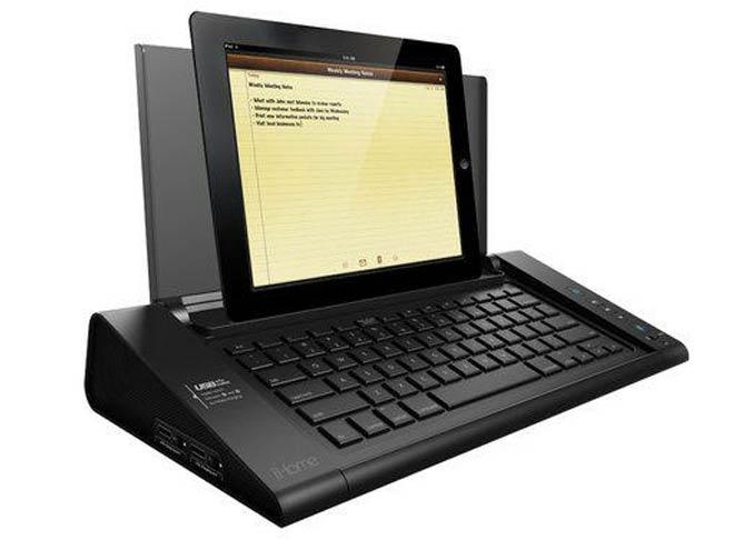 iHome iDM5 : une station de travail pour smartphones / tablettes