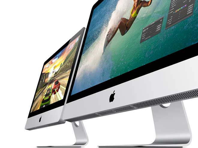 iMac 2012 : verre antireflet et changement de design ?