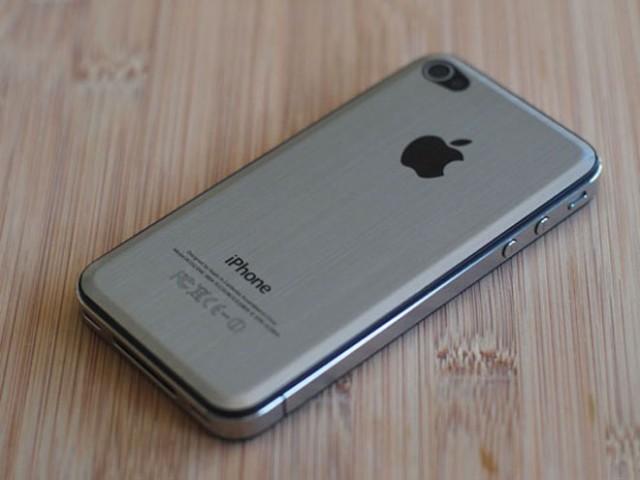 Une coque LiquidMetal pour l'iPhone 5 ?