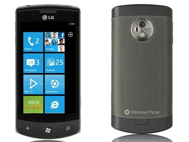 LG laisse tomber Windows Phone