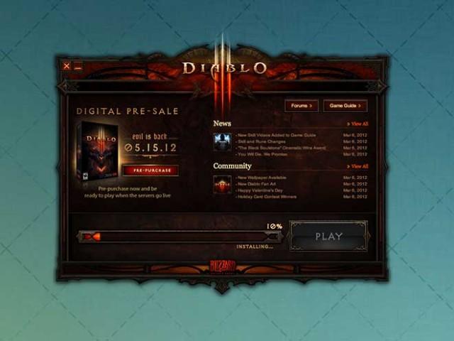 Diablo 3 : Open Bêta durant tout le week-end !