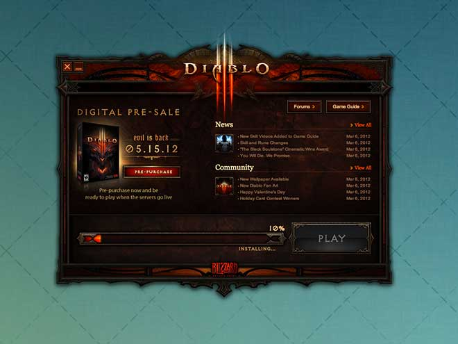 Diablo 3 : Open Bêta durant tout le week-end !