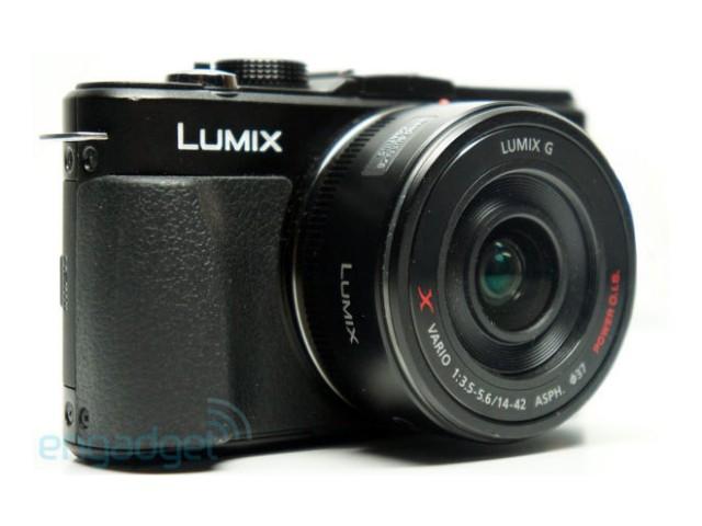 Panasonic Lumix GF 5 : tout sur le nouvel hybride de Panasonic