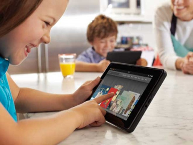 Le Kindle Fire grand champion des tablettes Android
