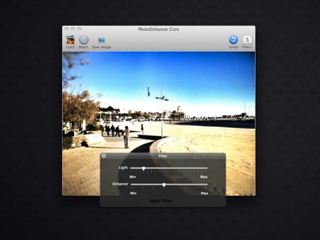 Sublimez vos photos avec PhotoEnhancer Core (Mac OS)