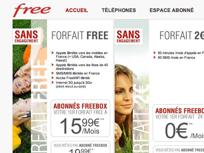 Free Mobile : retour à la normale