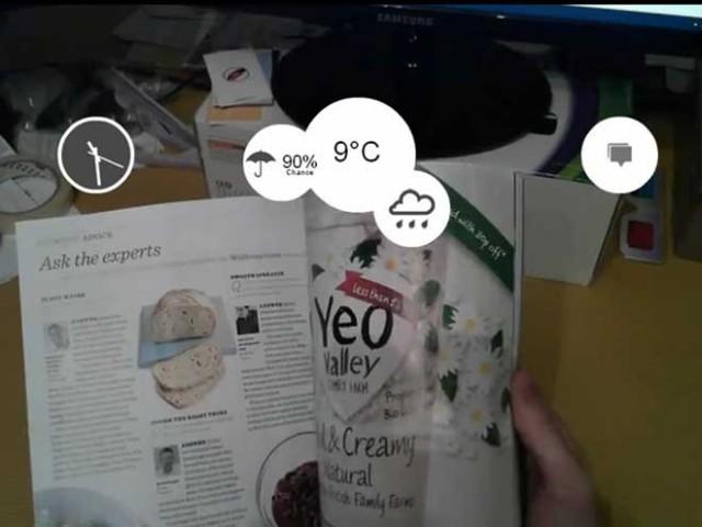 Project Glass One Day : des lunettes connectées faites main
